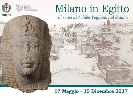 """Mostra """"Milano in Egitto"""""""